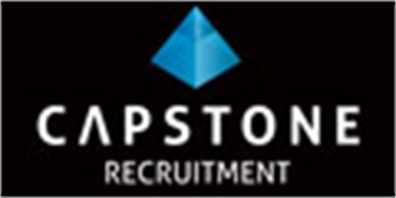 Logo for Capstone Recruitment